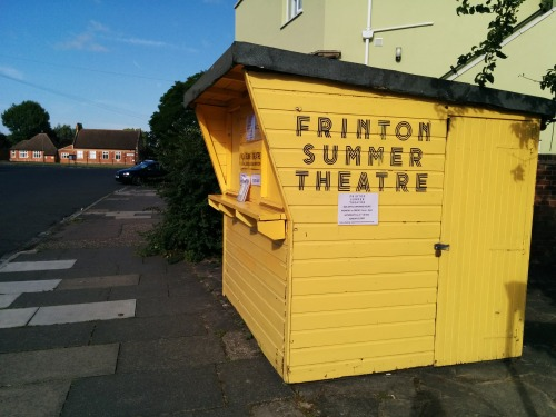 Frinton Summer Theatre in July and August
