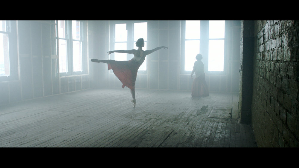 SCOTTISH BALLET - SHORT FILM