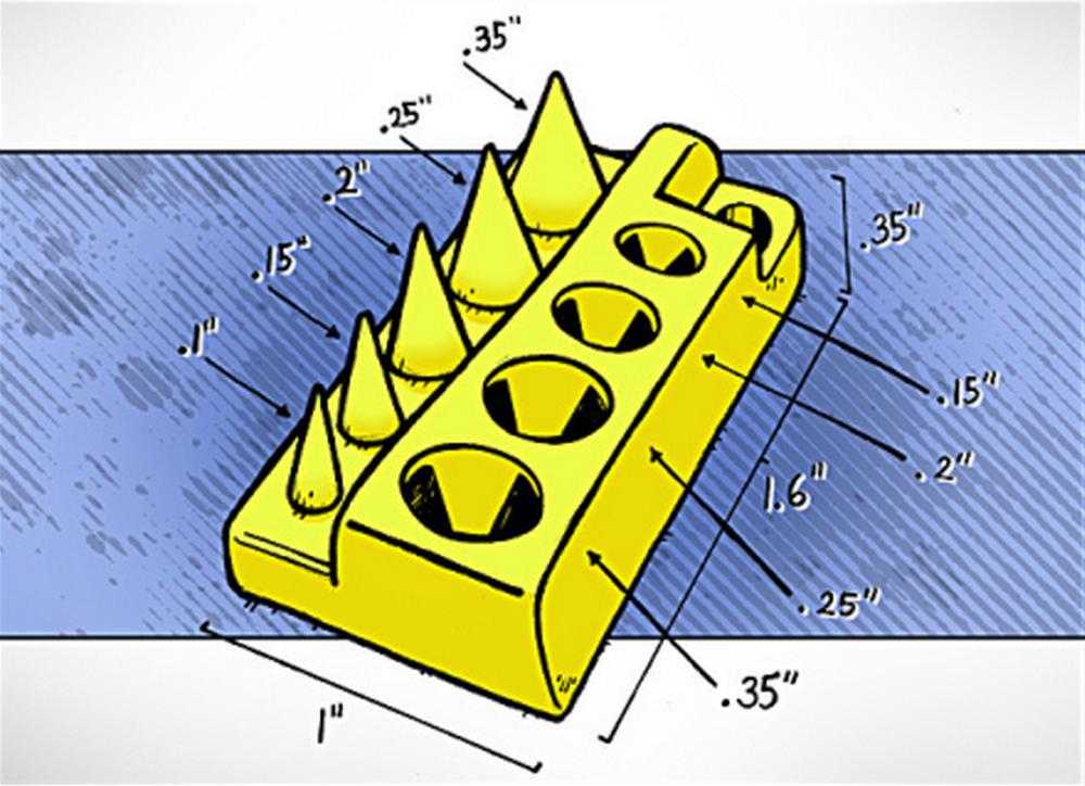 3DKitbash's '3D Printer Test Kit'