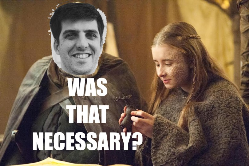 Game Of Thrones Recap - Season 5 - Episode 9 - The Dance Of Dragons