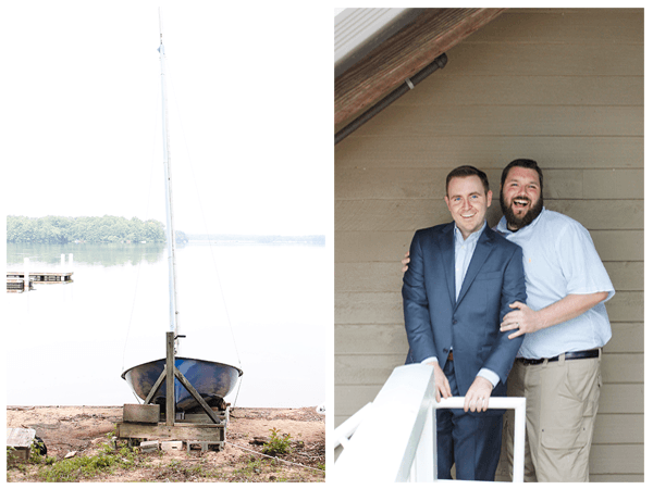 The Boathouse at Brandermill Wedding