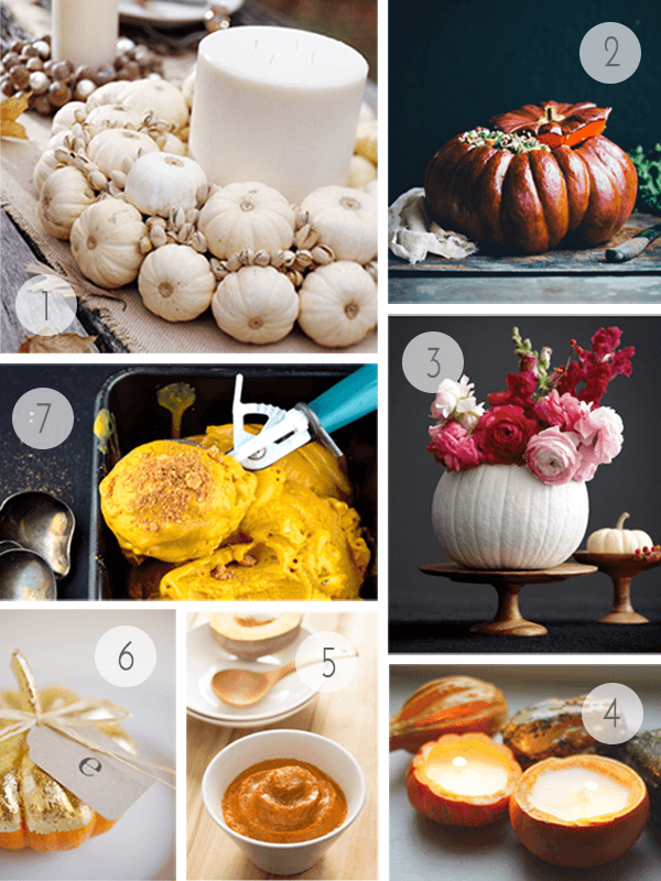 7 Clever Things to Do With Pumpkins
