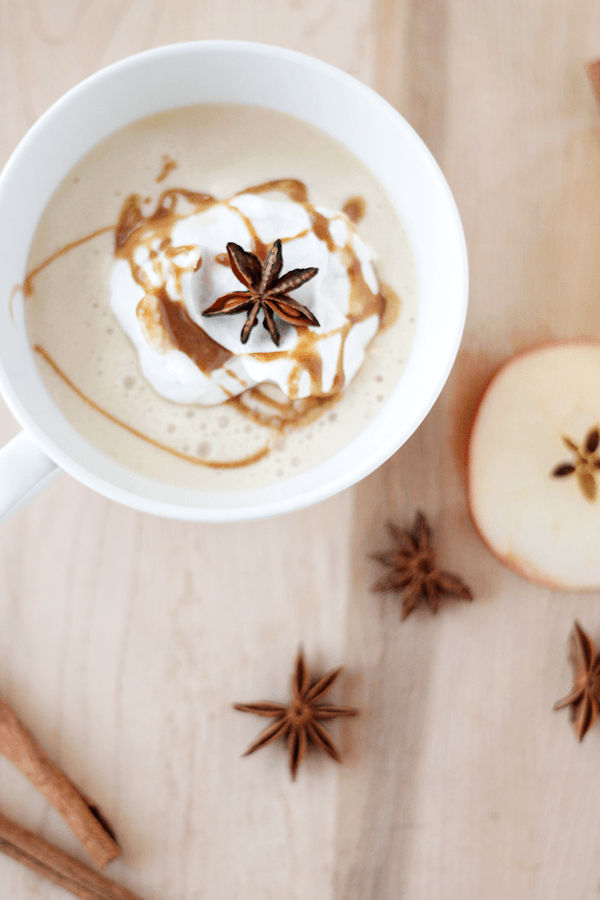 Creamy Apple Cider Recipe