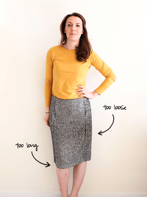How to tailor a skirt and never have to pay for alterations again