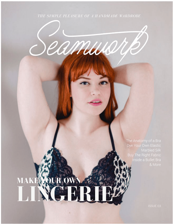 Seamwork Issue 03 from Coletterie