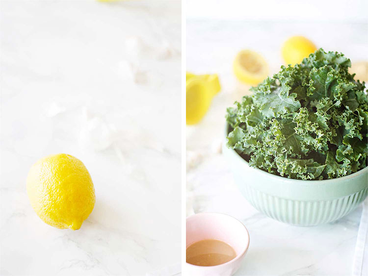 Better Than Whole Foods Garlic Kale Recipe