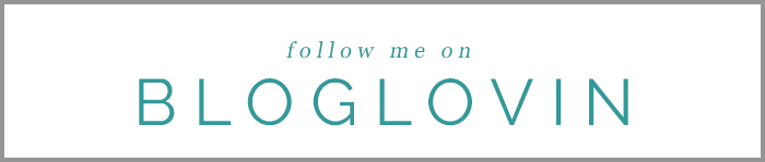 Bloglovin Button