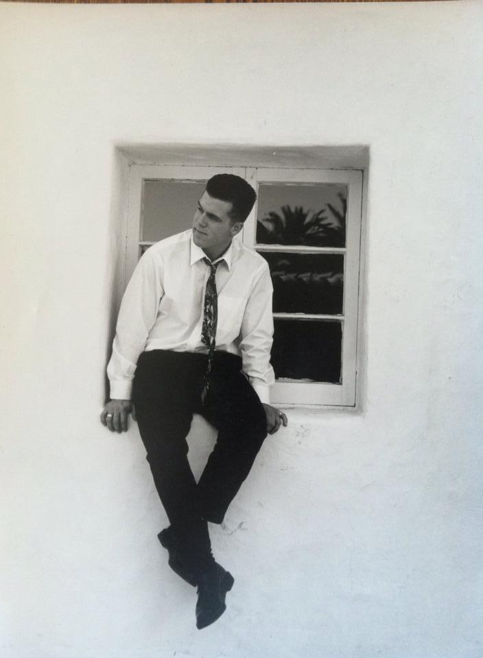 Jon Cooper, San Clemente 1993, Photo: Jill Cooper