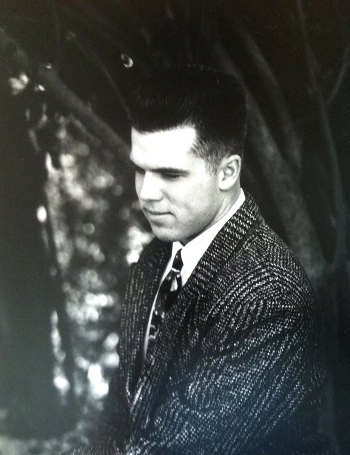 Jon Cooper, 1993, photo: Jill Cooper