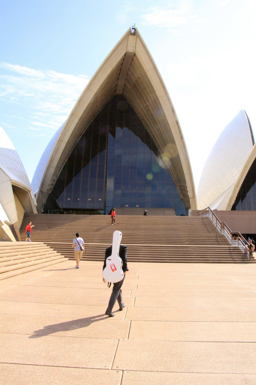 Sydney Opera House (Photo by Shawn Smith)