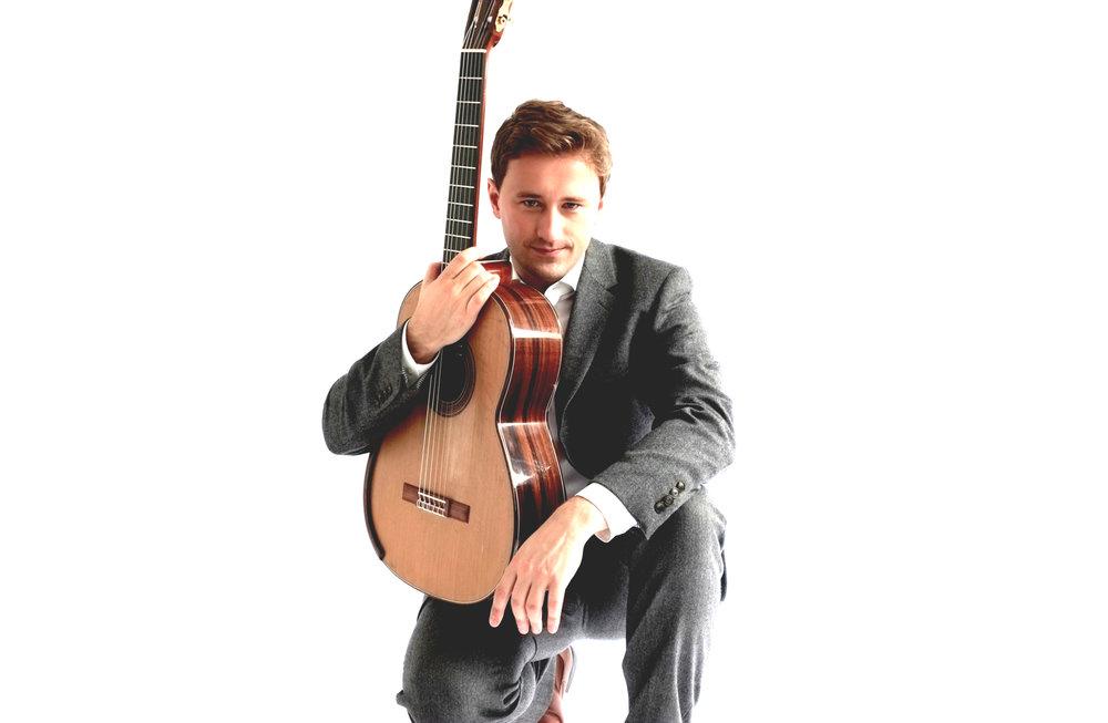 Michael Christian Durrant, Classical Guitarist_ Photo 2.jpg