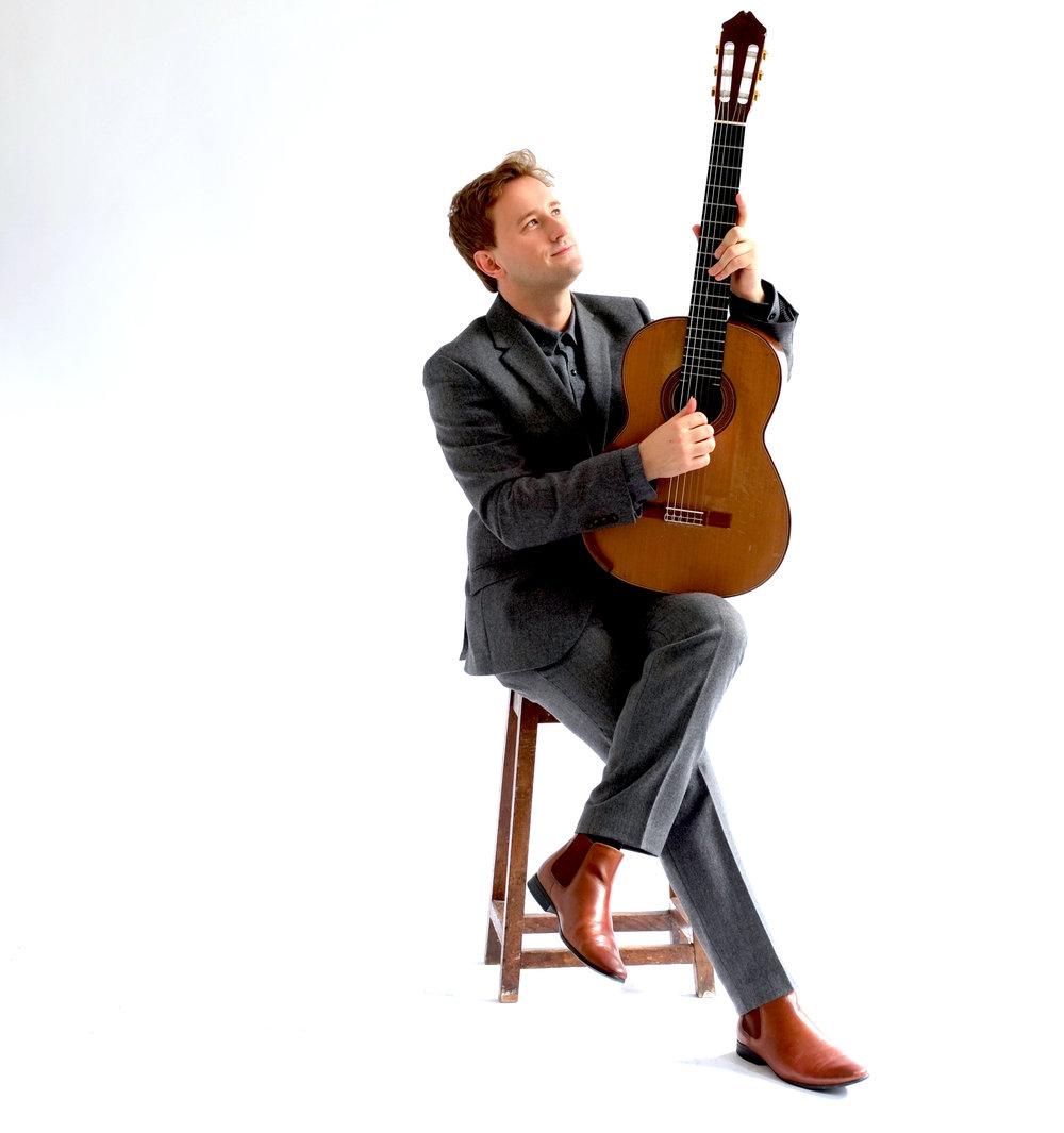 Michael Christian Durrant, Classical Guitarist_ Photo 5.jpg
