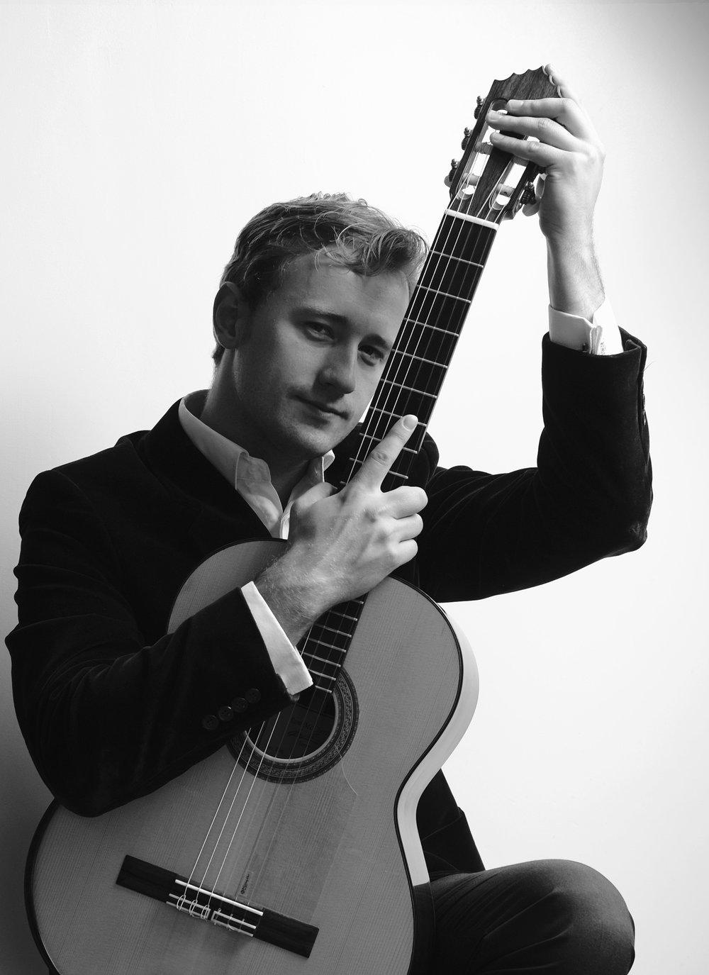 Michael Christian Durrant, Classical Guitarist_ Photo 7.jpg