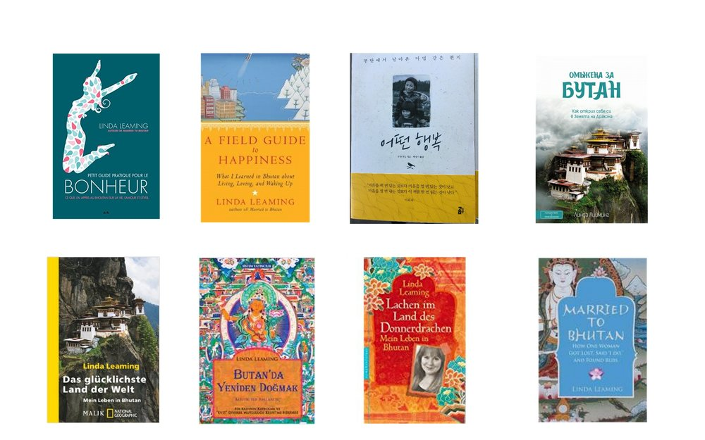 Some of he many different languages my that books have been translated to.
