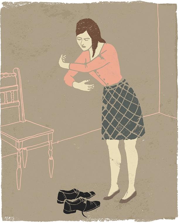 Comment ceux qui restent vivent le suicide d'un proche. / How those left behind survive the suicide of a loved one.    Client : magazine L'actualité