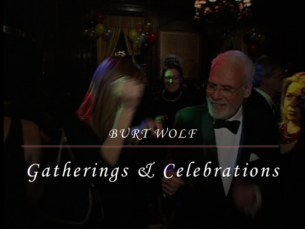Gatherings & Celebrations