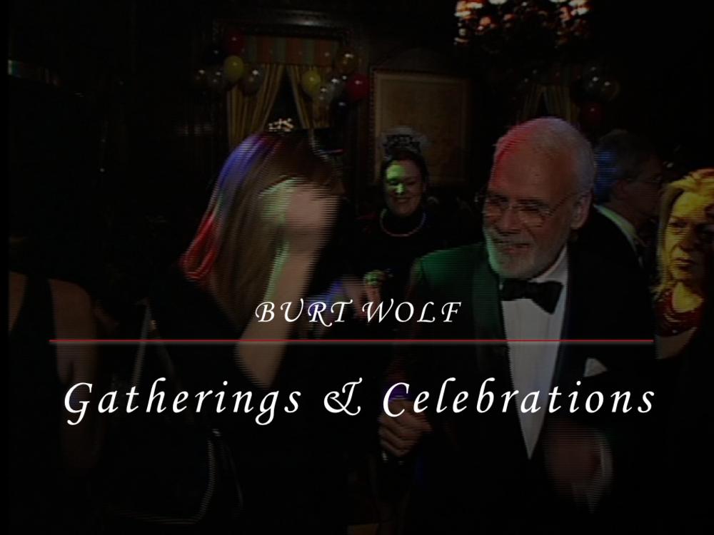 Gatherings & Celebrations