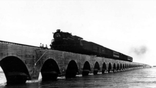 Flagler's Overseas Railway