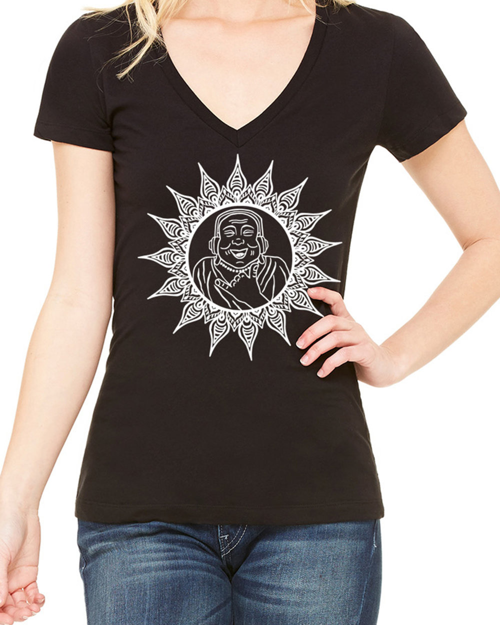 buddha womens black v alternative model copy.jpg