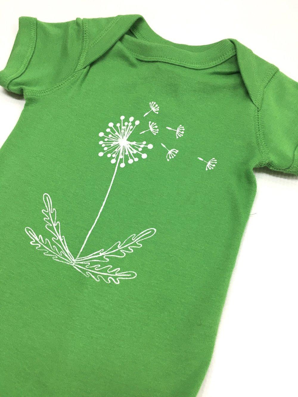 Dandelion Infant Onepiece