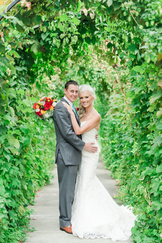 Kristin + Travis  |  Promise Gardens