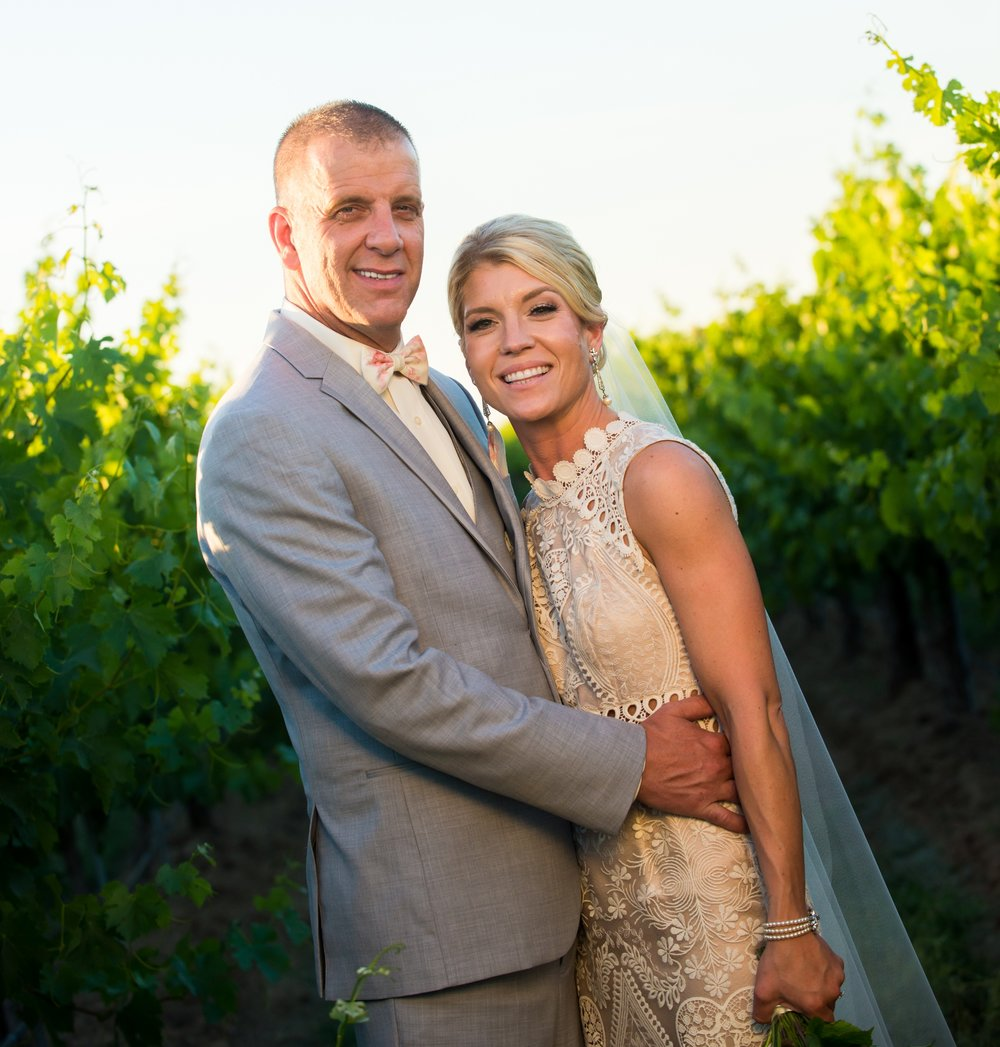 Kelly & Thomas | Goose Ridge Winery