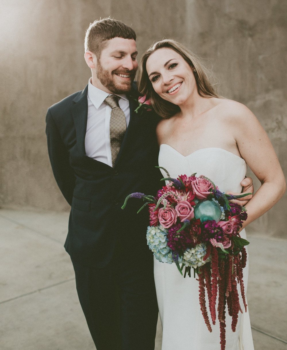 Sarah + John | Gilbert Cellars - Hackett Ranch