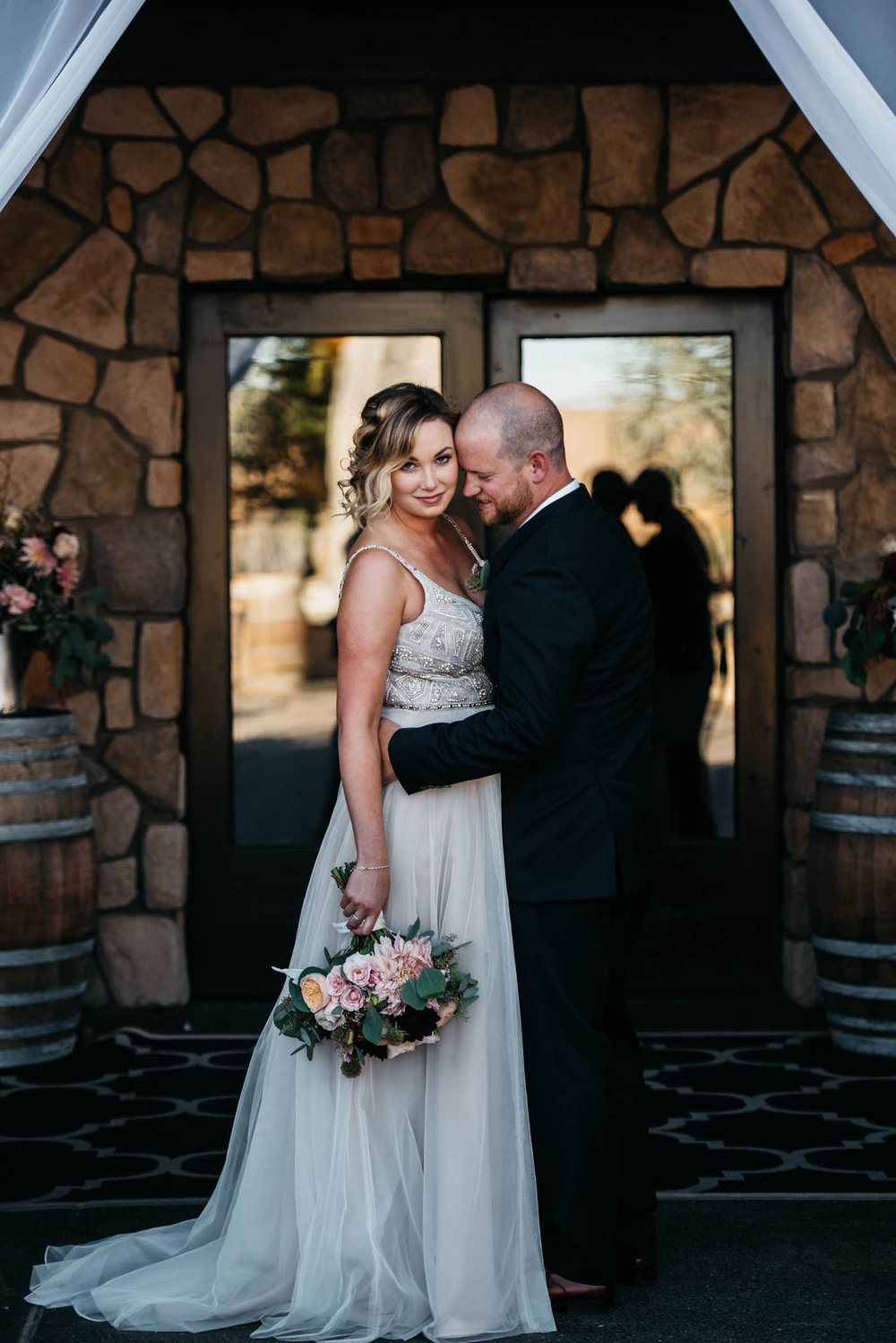 Caitlyn + Alex | Tagaris Winery