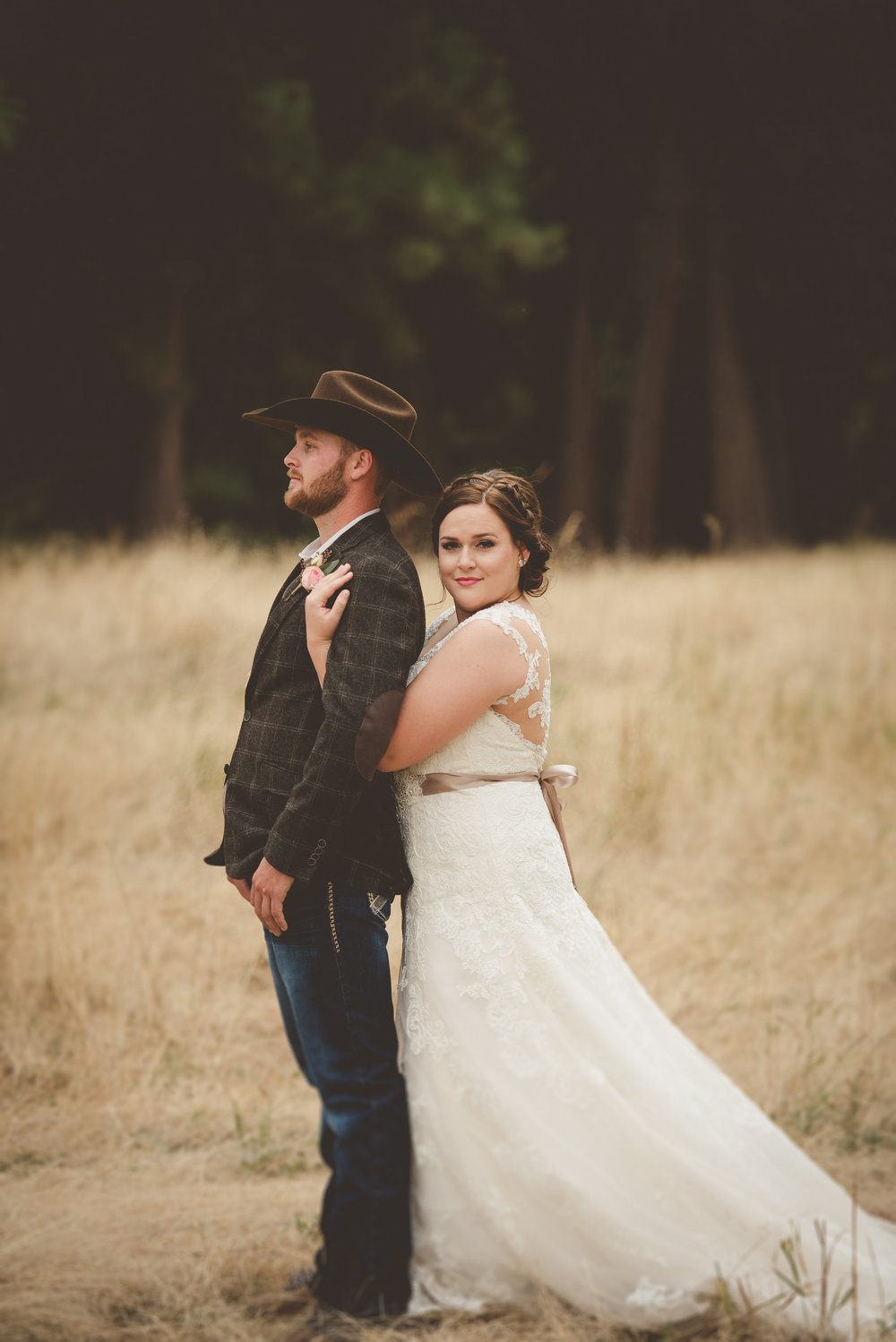 Krystal + Dakota | Running T Ranch