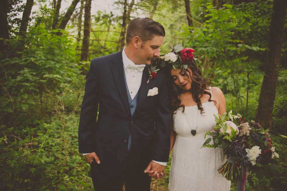 Adrienne + Bryson | Millersylvania State Park