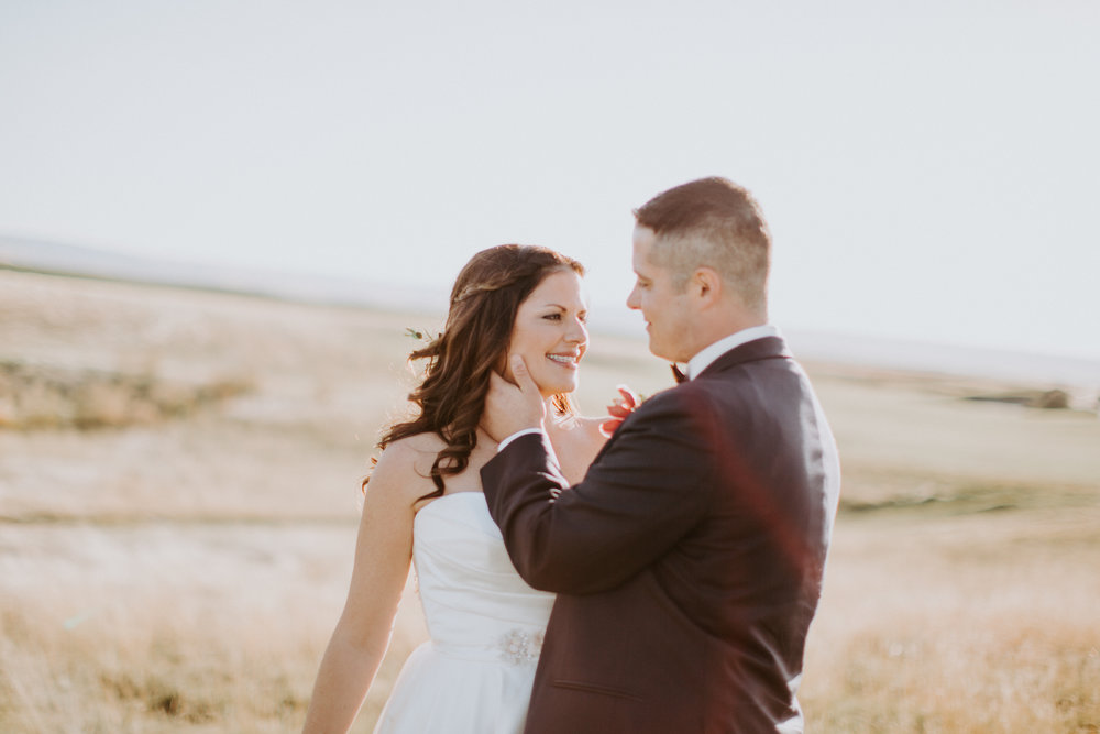 Bridget + Matt |  Wine Valley Golf Course