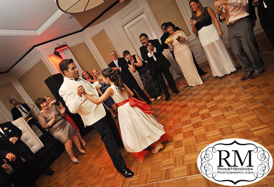 Eau-Palm-Beach-Resort-and-Spa-destination-wedding-flower-girl-dance-photo