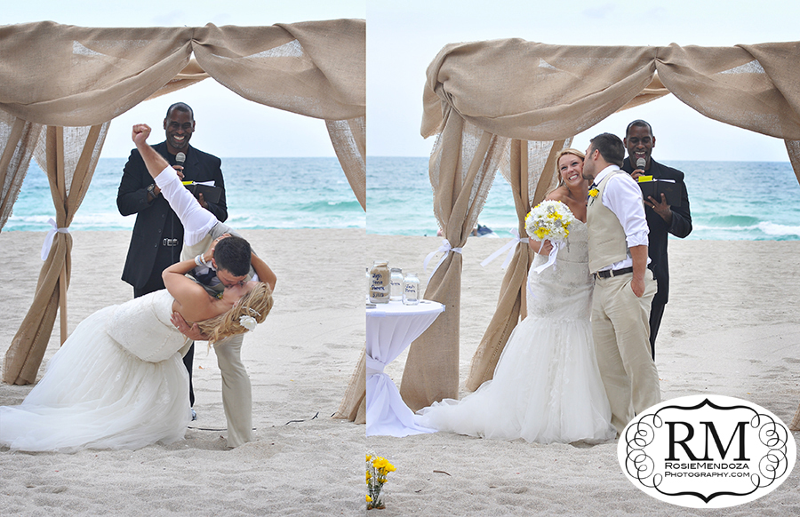 Miami-Beach-Wedding-kiss-photo