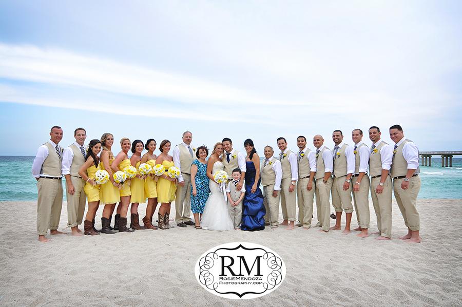 Miami-Newport-Beachside-Hotel-and-Resort-Wedding-Family-Portrait-photo