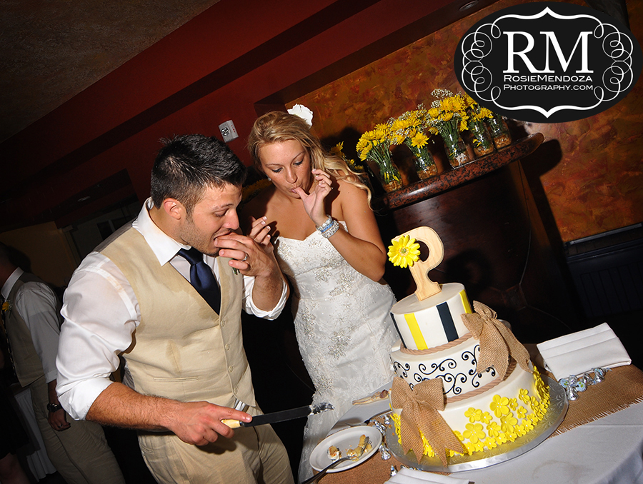 Miami-Beach-Newport-Beachside-Hotel-and-Resort-Country-Style-Wedding-Cake-photo