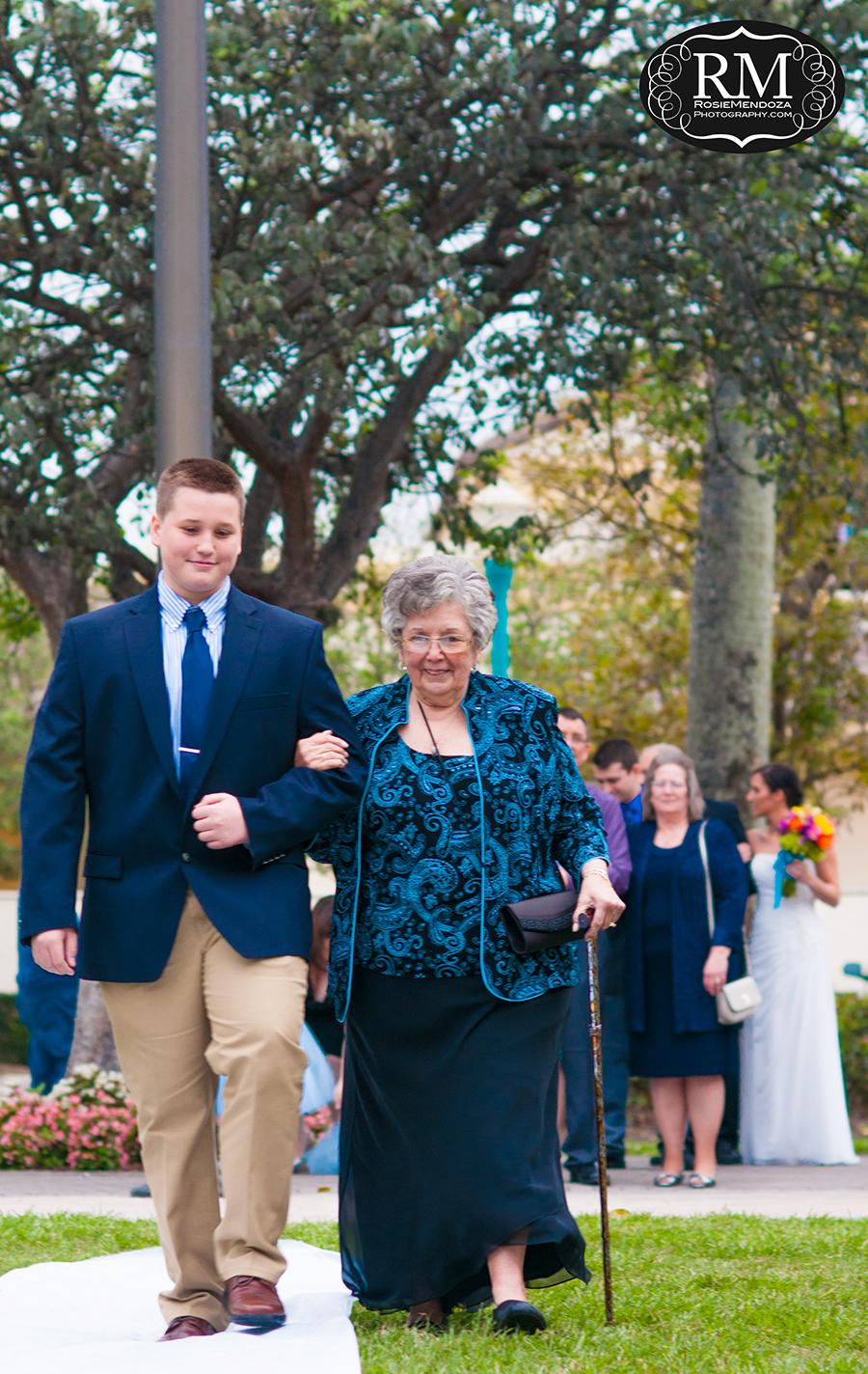 Veterans-Park-Gazebo-Delray-Beach-Destination-wedding-walk-down-the-isle-photo