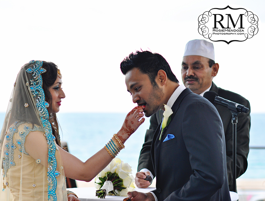 Fort-Lauderdale-Harbor-Beach-Marriott-Resort-and-Spa-Destination-Indian-Wedding-ceremony-photo