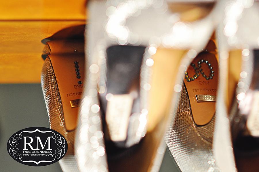 West-Palm-Beach-Destination-wedding-Badgley-Mischka-shoes-photo