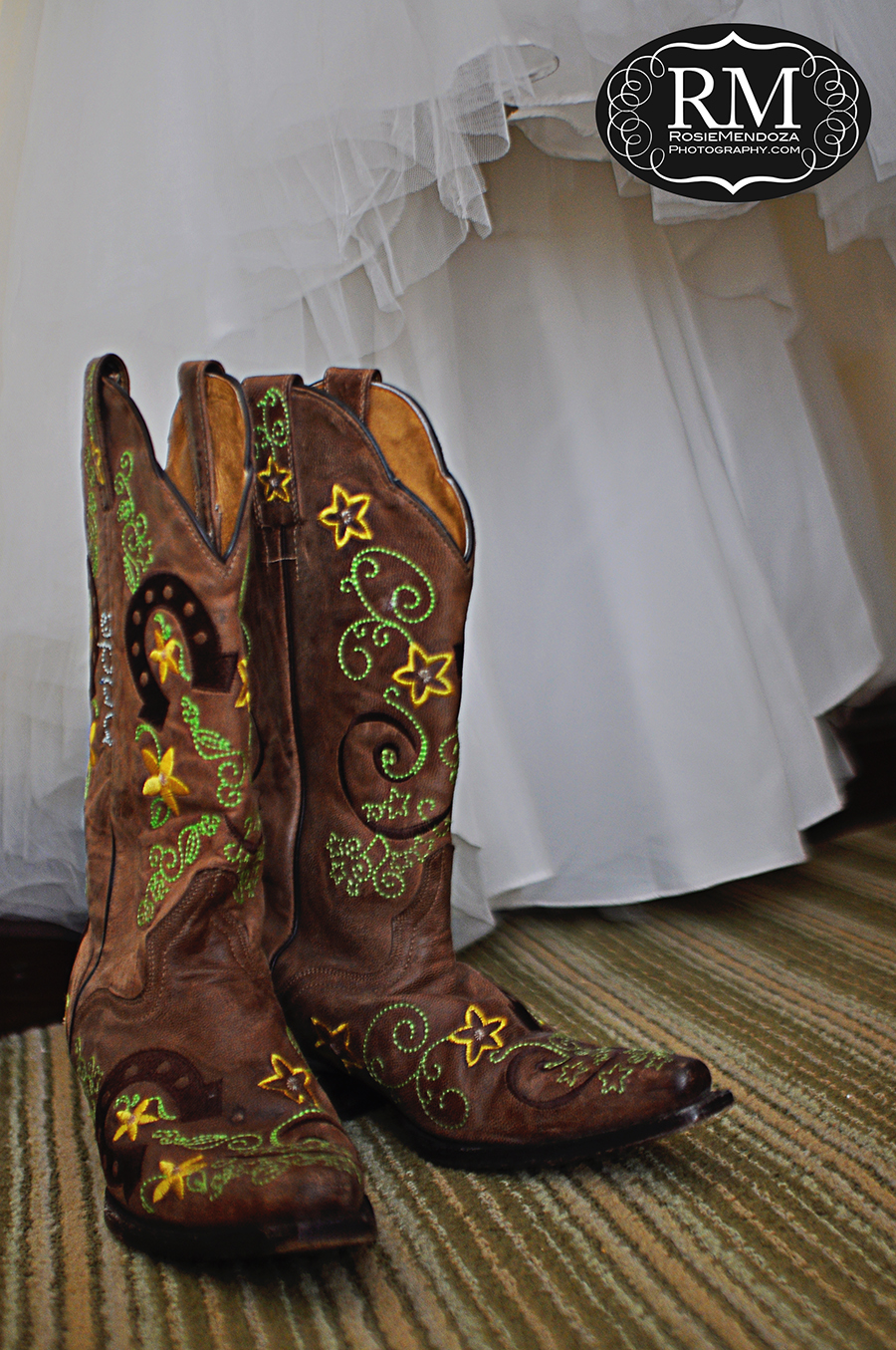 Miami-Newport-Beachside-Hotel-and-Resort-country-style-wedding-western-boots-photo