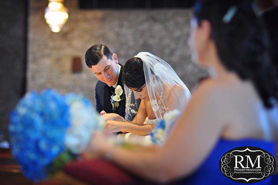 Wedding-ceremony-at-Nativity-Catholic-in-Hollywood-Florida-photo
