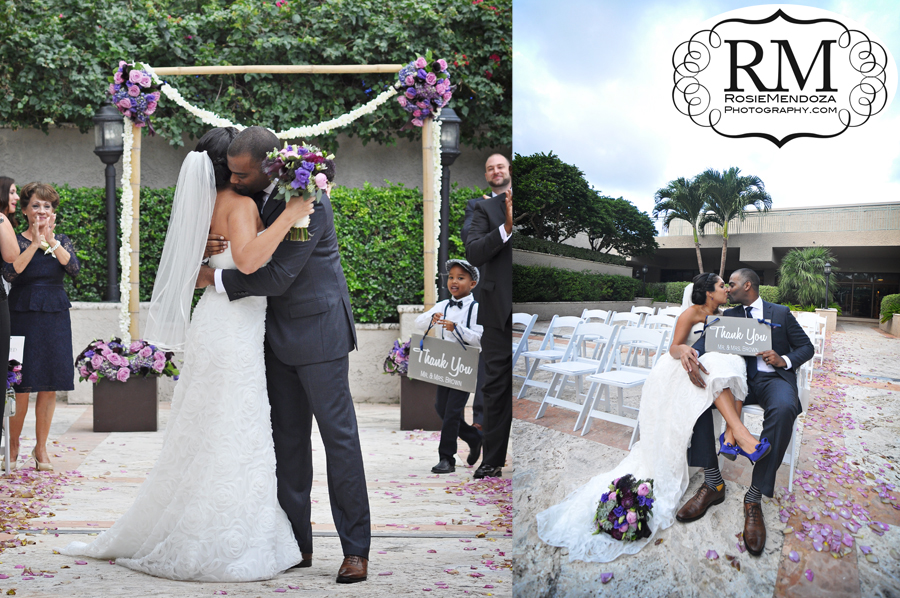 Ritz-Carlton-Coconut-Grove-wedding-thank-you-photo