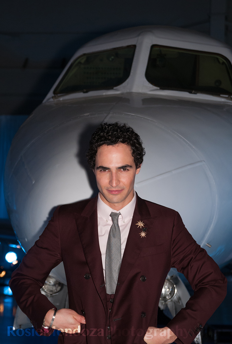 Fashion Designer Zac Posen
