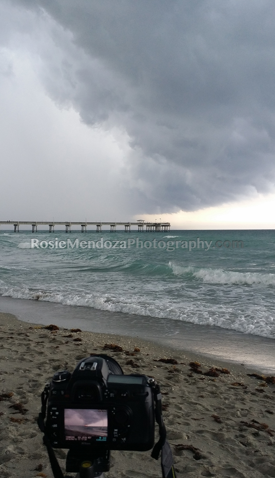 florida-beach-storm-pier-photo