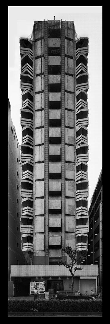 New Sky Building Facade, 2008