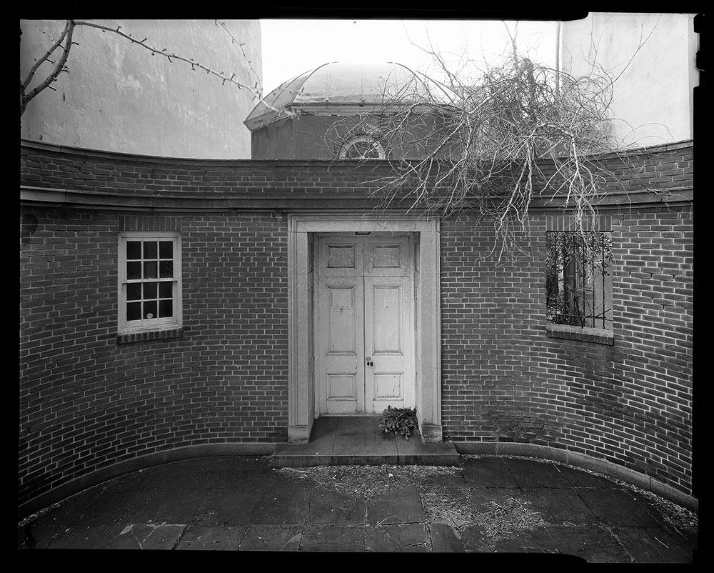 mcilhenny mansion Garden Entrance.jpg