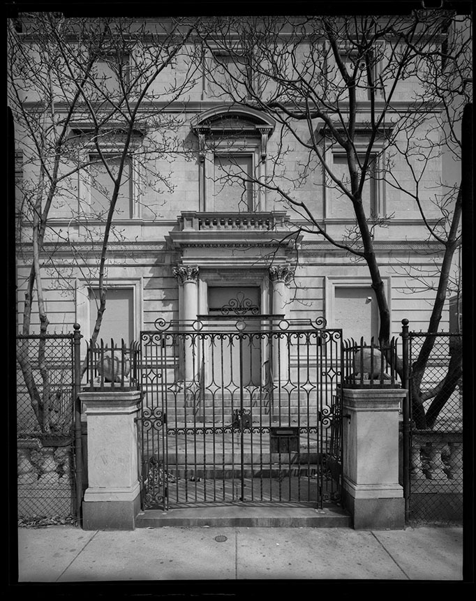 Burk Mansion Temple Univ Entance Gate & Facade.jpg