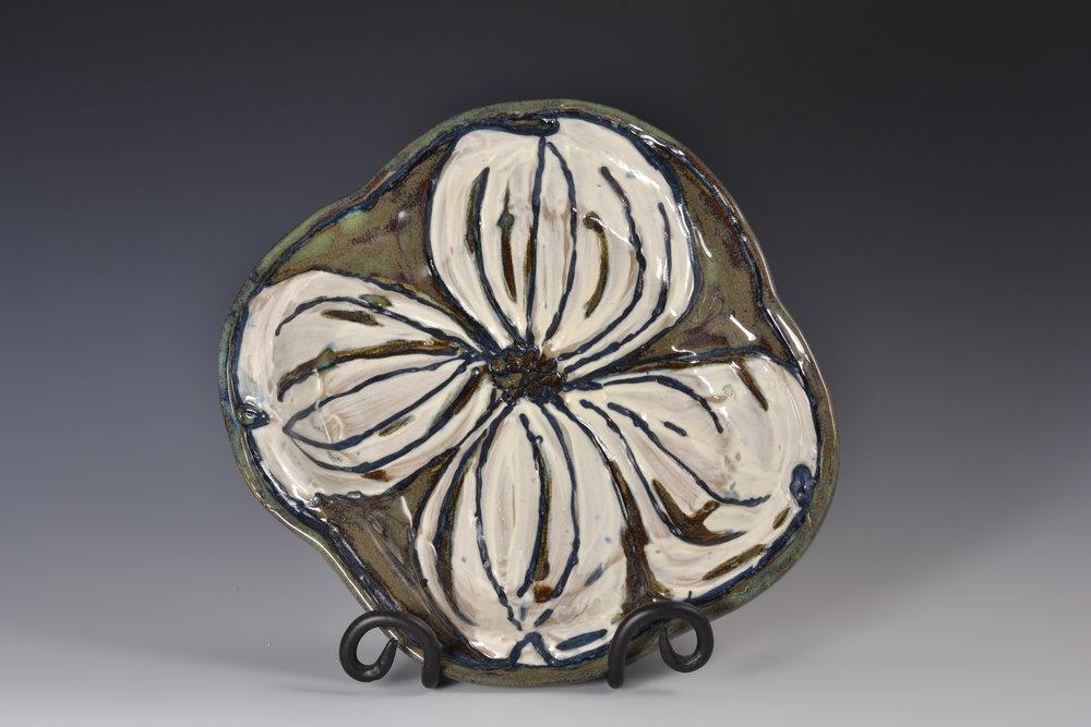 Dogwood Plate