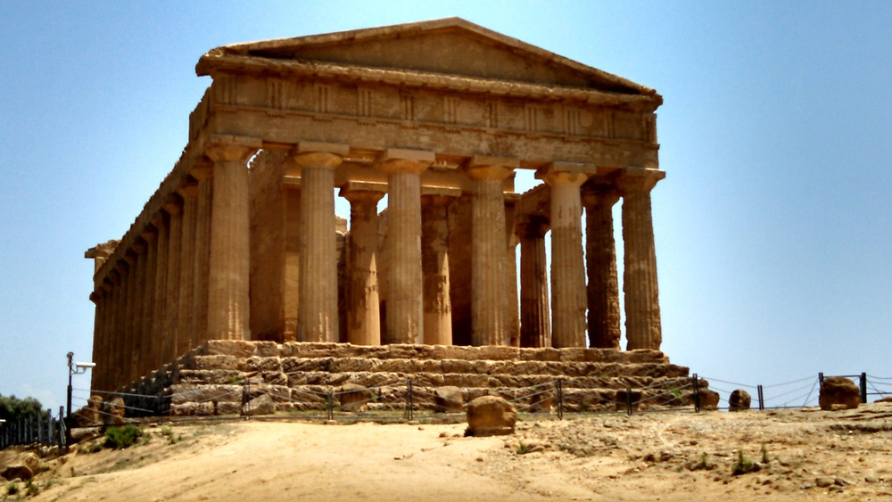 Temple of Concordia (Agrigento, Italy)