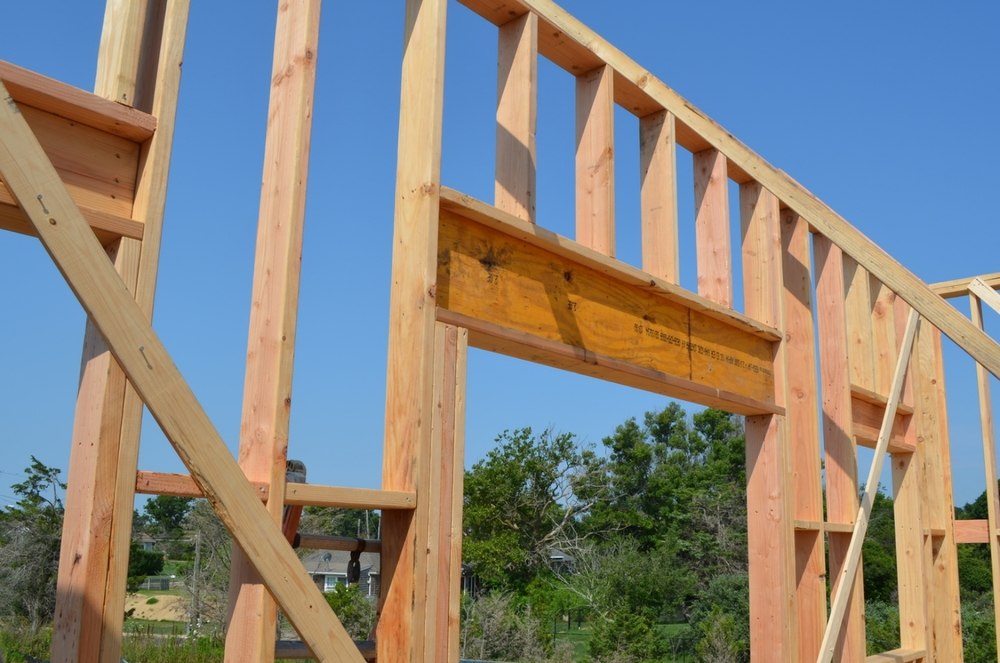 Get to know leed material efficient framing sunset for Window header