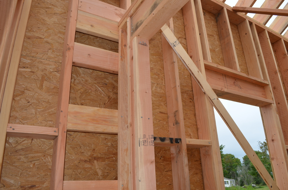 Get To Know Leed 174 Material Efficient Framing Sunset